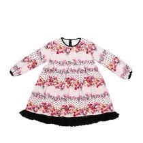 Haljina za djevojčice cvjetnog printa picture