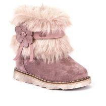 Čizme za djevojčice sa toplom podstavom picture