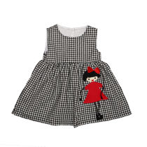 Baby karirana haljina picture