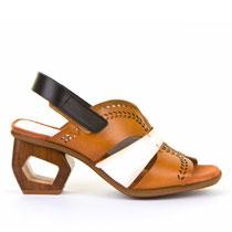 Ženska sandala smeđe boje Hispanitas picture