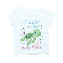 Baby majica s printom kornjače Sanik picture
