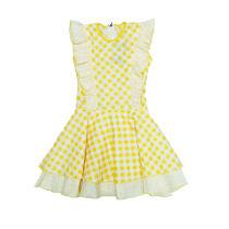 Dječja haljina žute boje Sanik picture