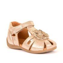 Sandale za djevojčice s 3D cvijetom picture