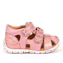 Zatvorene sandale za djevojčice picture