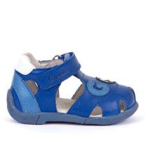 Zatvorene sandale za dječake sa sportskim motivom picture