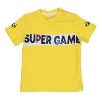Baby majica žute boje za dječake picture