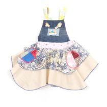 Luma Šarm unikatna haljina za djevojčice picture