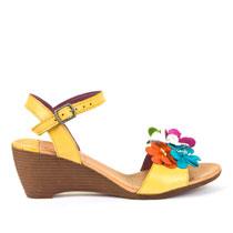 Ženske žute sandale Tiurai picture