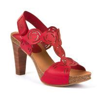 Ženske crvene sandale Penelope picture