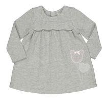 Baby siva haljina picture