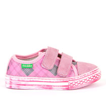 Froddo platnene tenisice za djevojčice roze boje picture