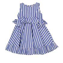 Prugasta haljina za djevojčice picture