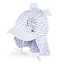 Kapa s UV zaštitom za djevojčice sa plaštom picture