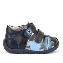 Zatvorene sandale za dječake picture