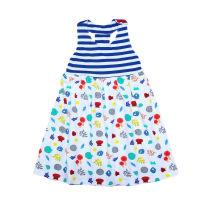 Dječja haljina Colors s morskim motivom picture