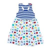 Baby haljina Colors s morskim motivima picture