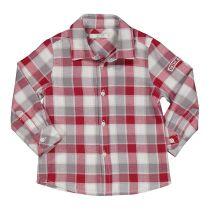 Baby karirana košulja za dječake picture